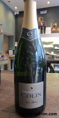 Champagne Colin Cuvee Alliance nv