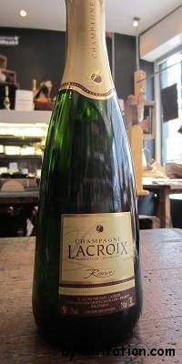Champagne Lacroix Brut Reserve nv