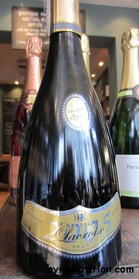 Champagne Lacroix Vintage 2005