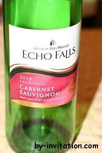 Echo Falls Cabernet Sauvignon 2010