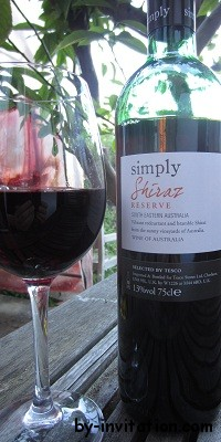 Simply Shiraz Reserve