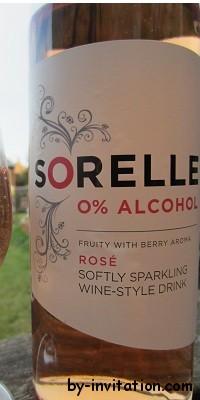 Sorelle Rose Non Alcoholic