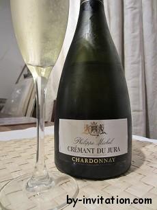 Philippe Michel Cremant du Jura Chardonnay 2009