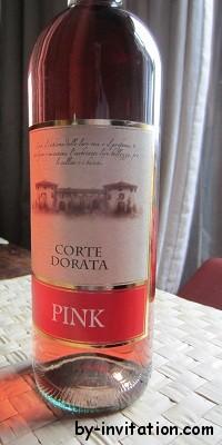 Corte Dorata Pink