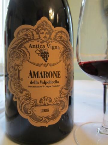 Amarone della Valpolicella 2008