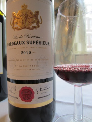 Calvet Bordeaux Superieur 2010