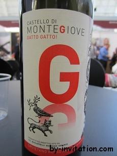 Castello di Montegiove Gatto Gatto Orvientano Rosso 2010