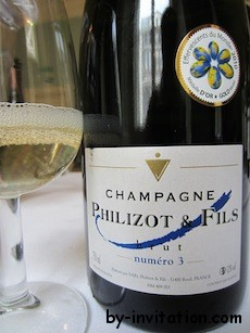 Champagne Philizot and Fils Brut NV Numero 3