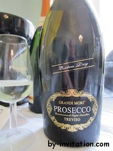 Grandi Mori Prosecco Treviso Extra Dry