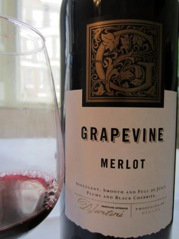 Grapevine Merlot 2011