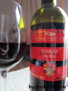 Premier Estates Shiraz Sicilia
