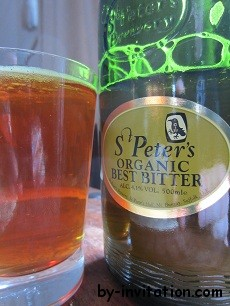 St Peters Organic Best Bitter