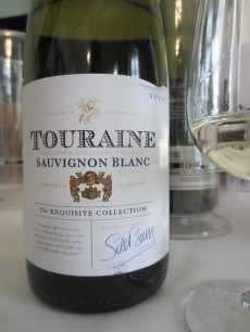 Touraine Sauvignon Blanc 2011
