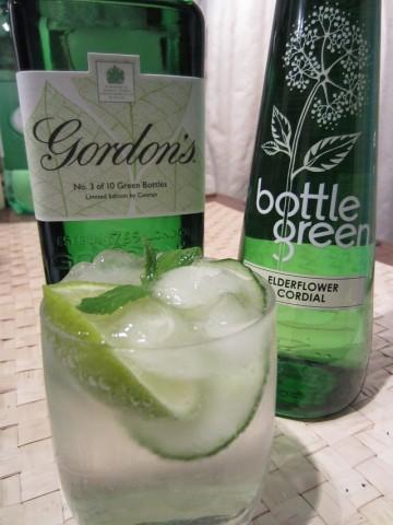 Bottlegreen Elderflower Gin & Tonic - Tumbler