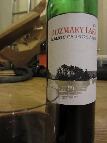 Dozmary Lake Malbec California 2011