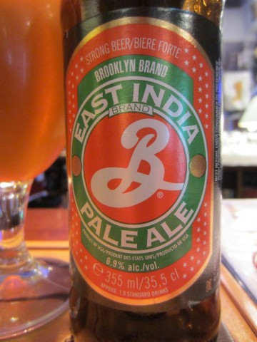 Brooklyn East India Pale Ale