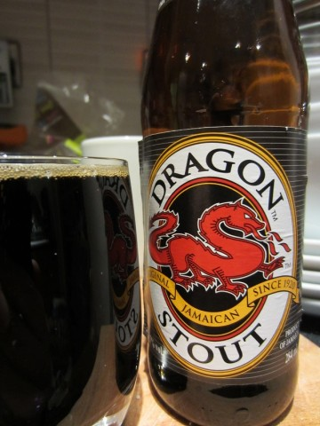 Dragon Jamaican Stout