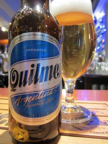 Quilmers Argentina Beer