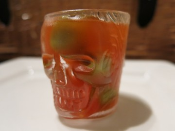 Death Valley Olive Glass