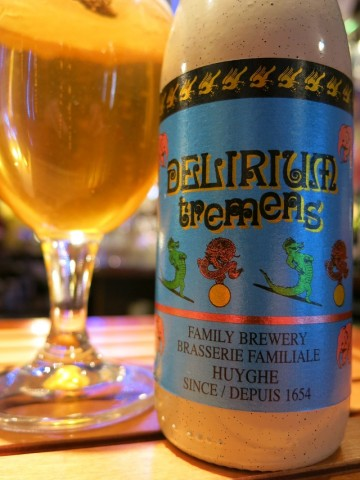 Delirium Tremens Belgium Ale