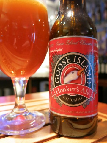Goose Island Honkers Ale Chicago