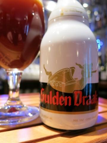 Gulden Draak Belgium Beer