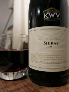 KWV Classic Collection Shiraz 2010