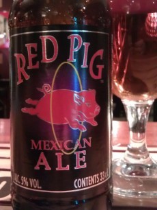 Red Pig Mexican Ale
