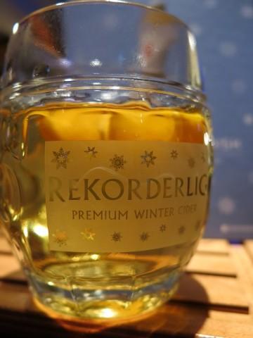 Rekorderlig Winter Cider