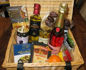 Spanish Olives Hamper 2012