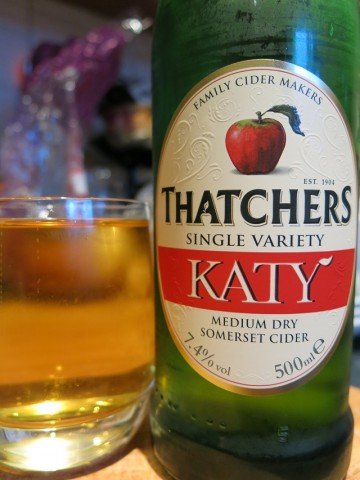 Thatchers Katy Single Variety Cider