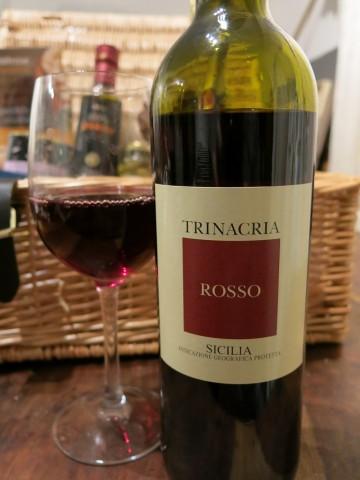 Trinacria Rosso Sicilia 2011
