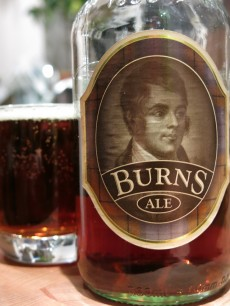 Burns Ale