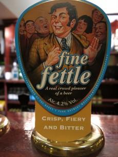 Fine Fettle Beer
