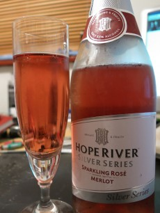 Hope River Silver Series Sparkling Rose
