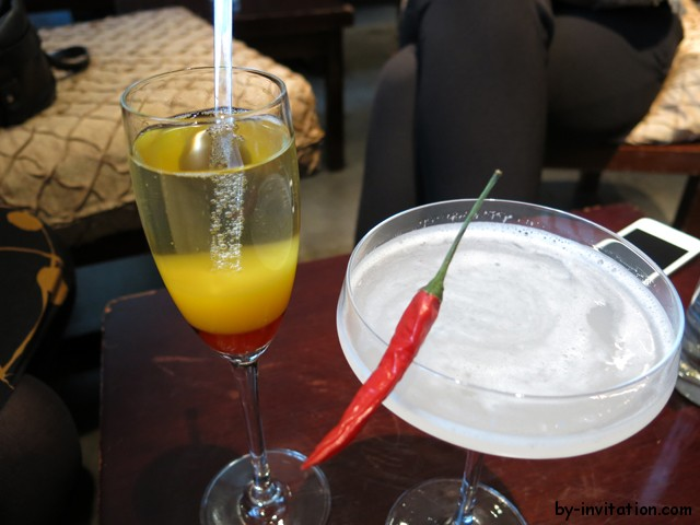 Mango Tree Cocktails Chili
