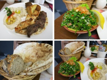 Maroush Bakehouse – the Best Lebanese Lunch in London