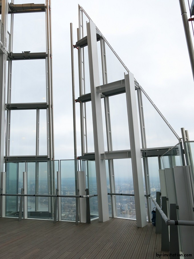 The Shard 72 Floor