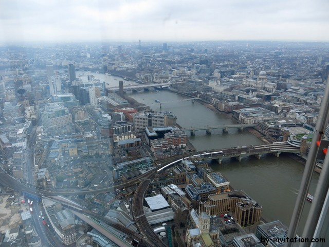 The View From The Shard London St Pauls Daylight