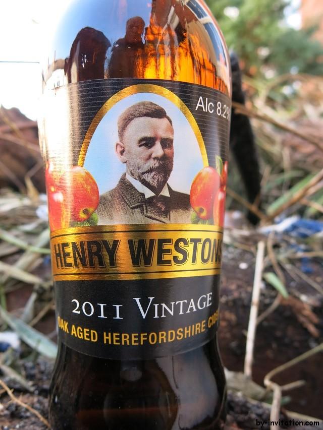Henry Westons Vintage Cider 2011