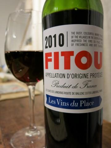 Les Vins du Place Fitou 2010