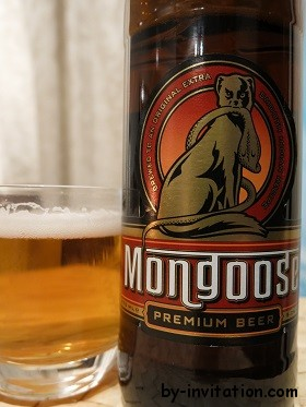 Mongoose Premium Indian Beer
