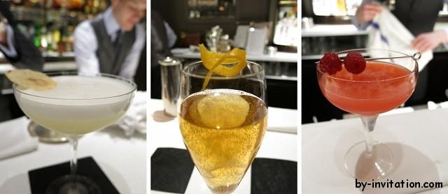 Churchill Bar And Terrace Cocktails
