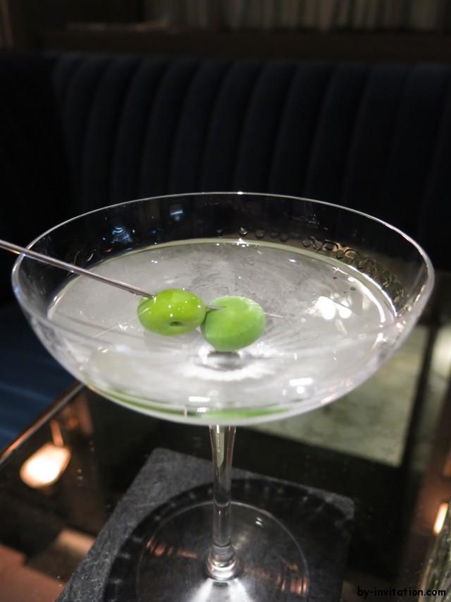 Churchill Bar and Terrace Classic Churchill Cocktail