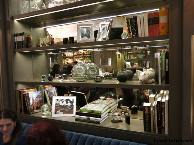 Churchill Bar and Terrace Interior Example