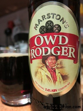 Marstons Owd Rodger Very Strong Country Ale
