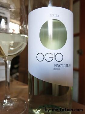 OGIO Pinot Gigio Italia 2012 White Wine