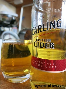 Carling British Cider