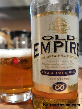 Marston's Old Empire India Pale Ale