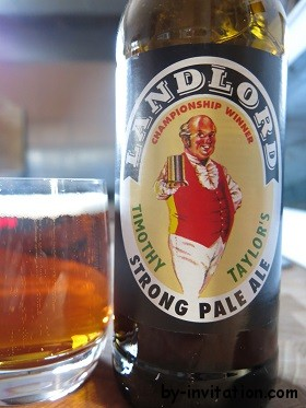 Timothy Taylor's Landlord Strong Pale Ale